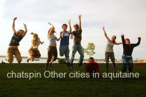 Chatspin Other cities in aquitaine